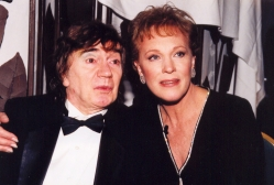 Dudley and Julie Andrews at MFAS Benefit in Philadelphia