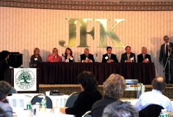 In 2005 Music For All Seasons hosted a conference, on The Healing Art of Science and Music -- closing panel