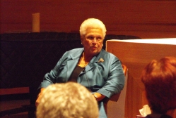 Marilyn Horne in Conversation at St.Peter's Church