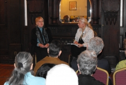 Marni Nixon and Nancy Shear in Conversation at the New York Ethical Culture Society