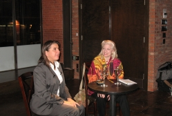 Nadja Salerno Sonnenberg in Conversation with Nancy Shear at the Astor Center