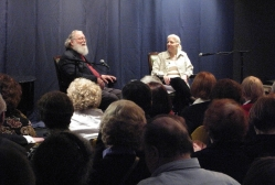 Peter Schickele and Nancy Shear in Conversation at the National Arts Club