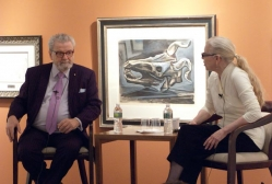 Sir JamesGalway and Nancy Shear in a Conversation