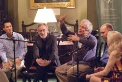 The Juilliard String Quartet in Conversation at Steinway Hall